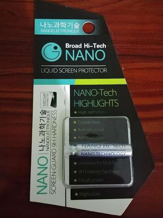 Mica Liquida Nano Protector Antirayones