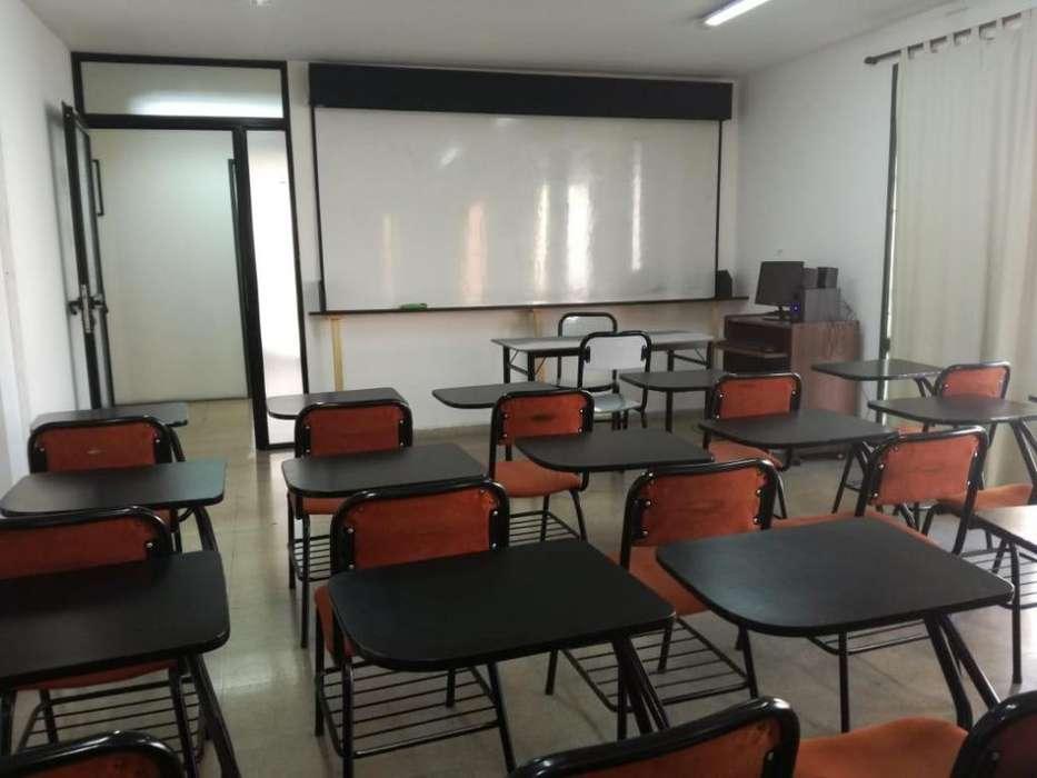 Alquiler de salas, cursos, talleres