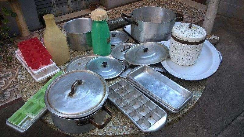 lote varios de utensilios cocina