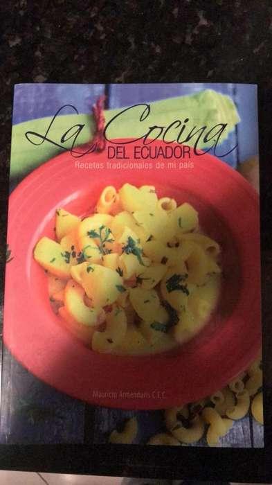 """Libro de <strong>cocina</strong> """"La <strong>cocina</strong> Del Ecuador"""""""
