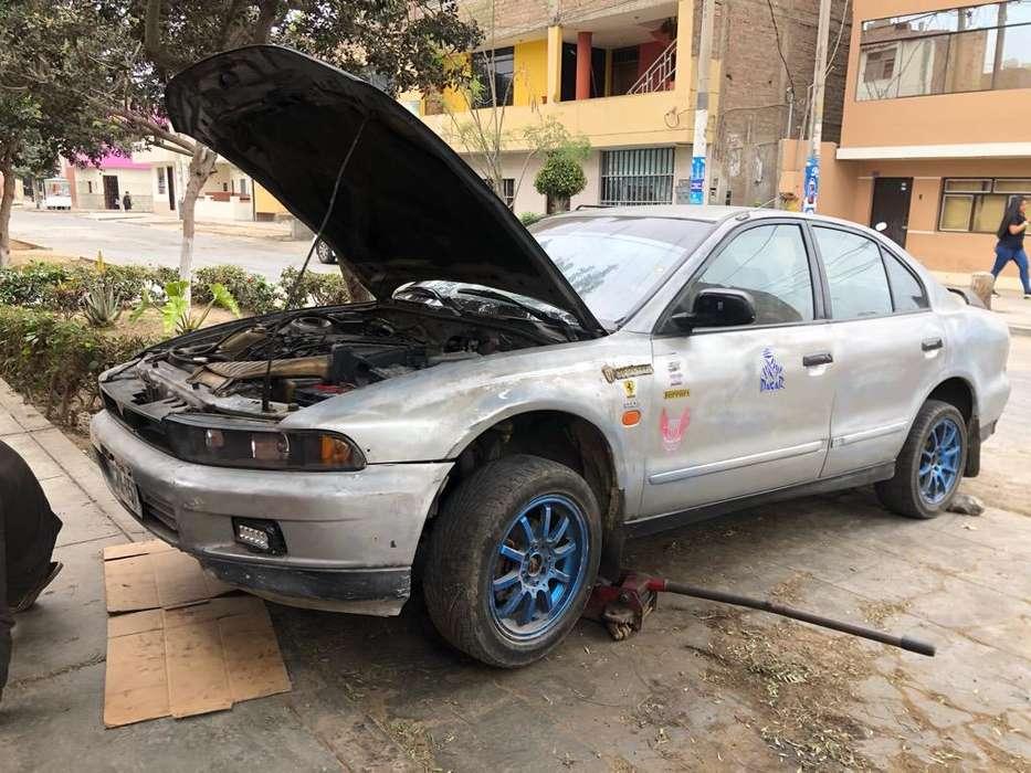 Mitsubishi Galant 1998 - 158000 km
