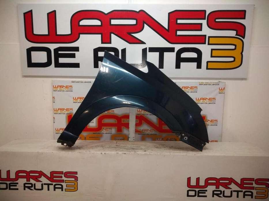 Guardabarro Delantero Derecho Chevrolet Meriva 02084200