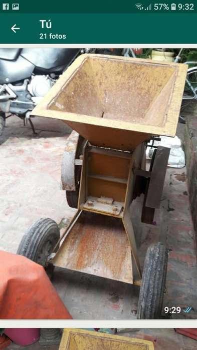 Maquina Picar Cascote