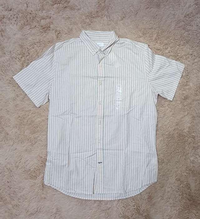 Camisa Nautica Talla M Original