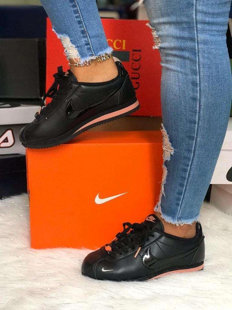 Zapatillas Nike Cortez Borrador Dama - Belleza - 1065455109