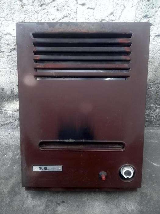 <strong>calefactor</strong> S.G. 3000 Calorías Sin Salida