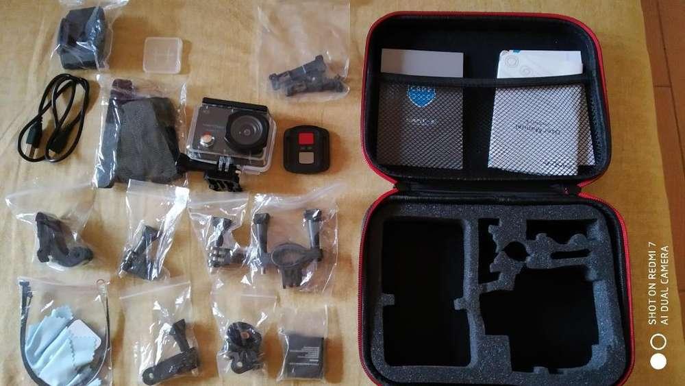 Camara Van Top Moment 3. Sensor Sony 16m