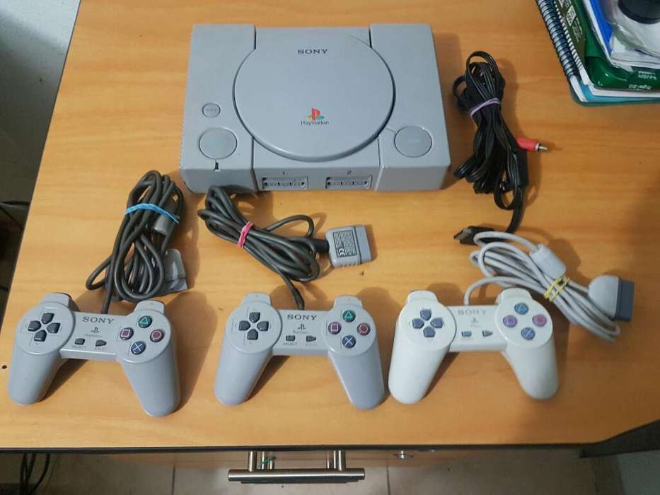 Play Station 1 Malo