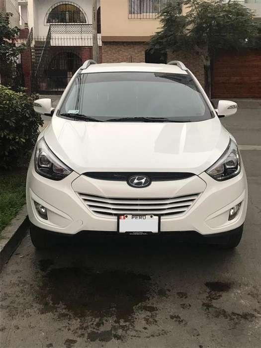 Hyundai Tucson 2014 - 31000 km