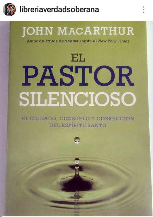 El Pastor silencio El cuidado, consuelo y corrección del Espíritu Santo J Macarthur