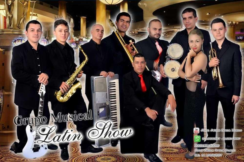 Grupo Musical Latín Show