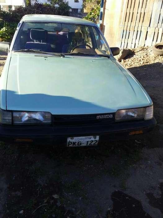 Mazda 626 1987 - 190000 km