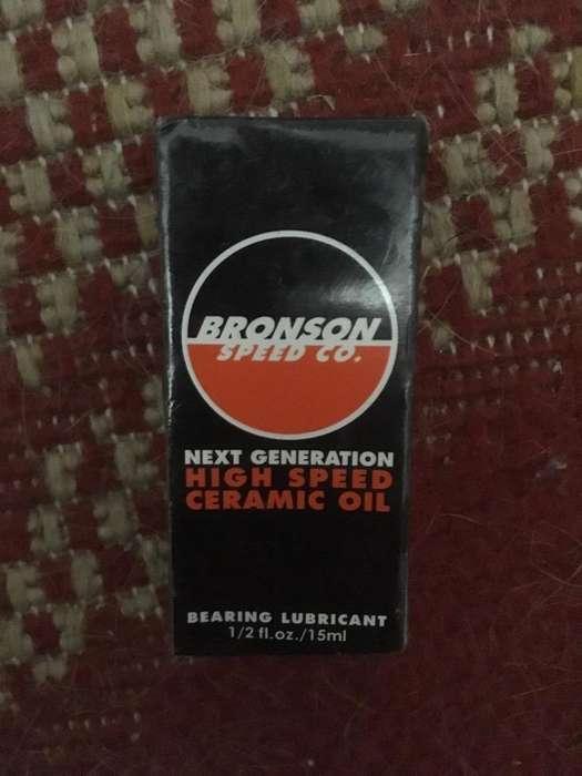 Lubricante Derulemanes Bronson Speed Co