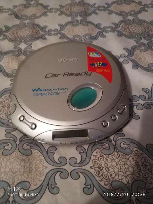 Walkman Sony Antiguo en Buen Estado