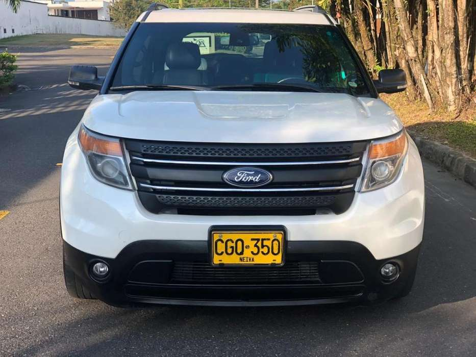 Ford Explorer 2013 - 63000 km