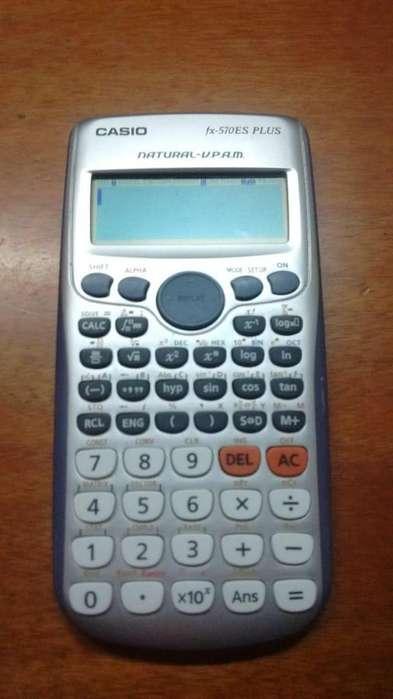 <strong>calculadora</strong> Casio Fx-570es Plus 417 Funciones