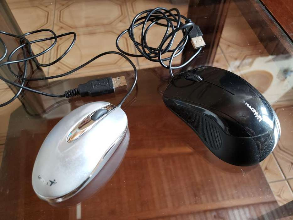 Lote 2 Mouse Ópticos