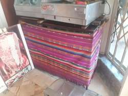 Precio Negociple Local de Shawarma Tiene