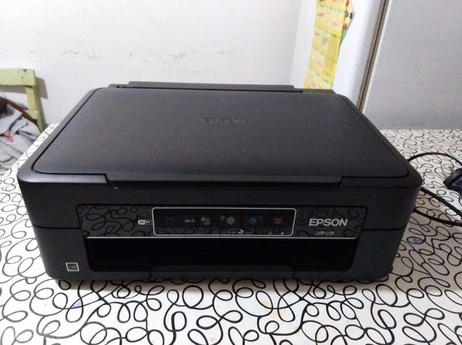 Vendo Impresora Epson Xp-231