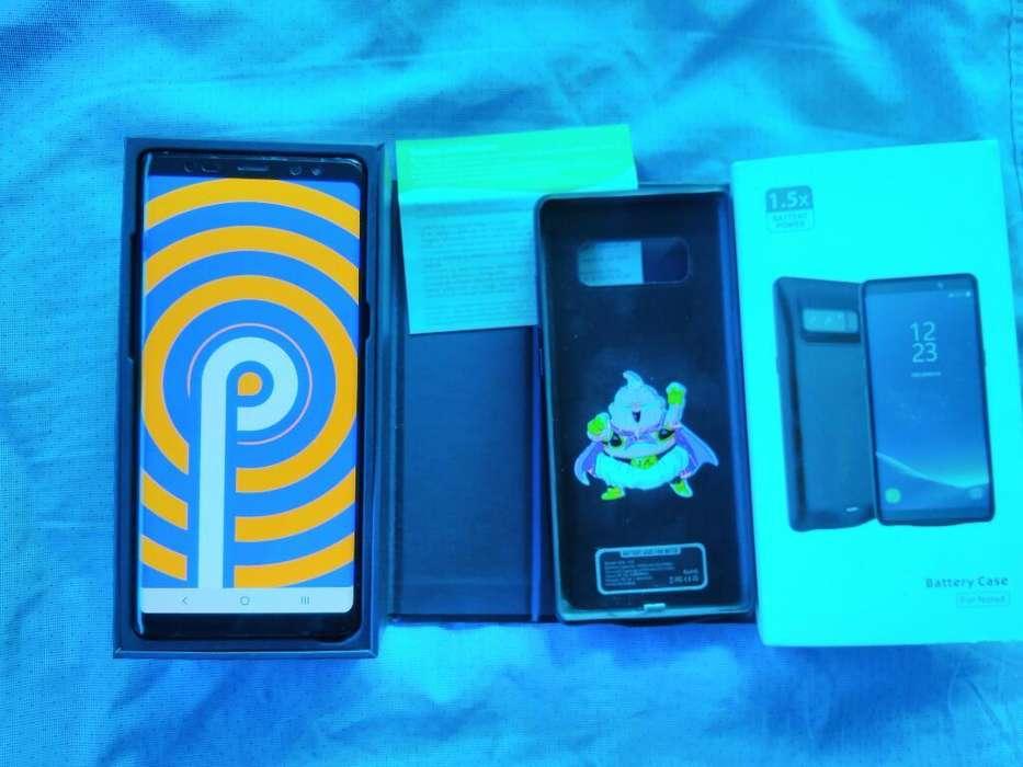 Vendo Galaxy Note 8