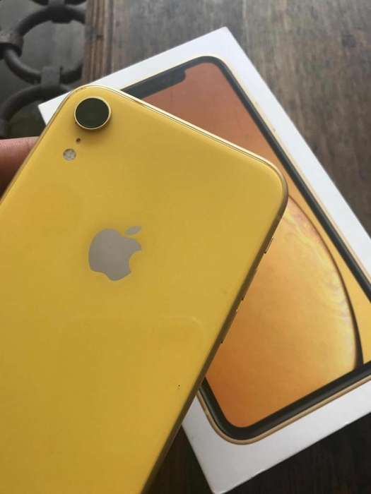 iPhone Xr 128Gb 2 Meses D Uso C/Garantia