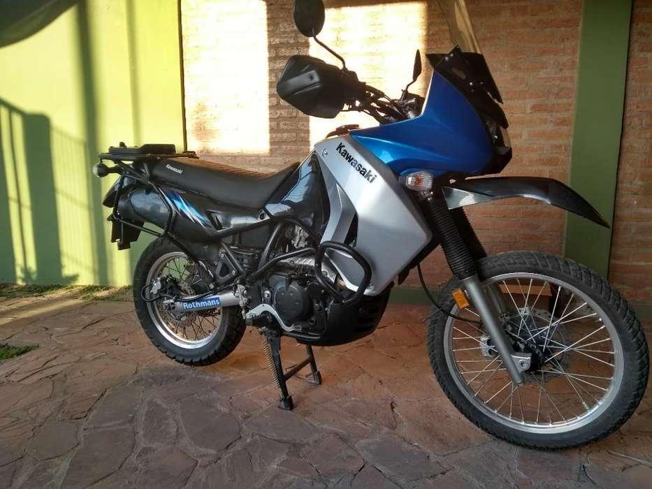 Kawasaki Klr 650 Mod 2011