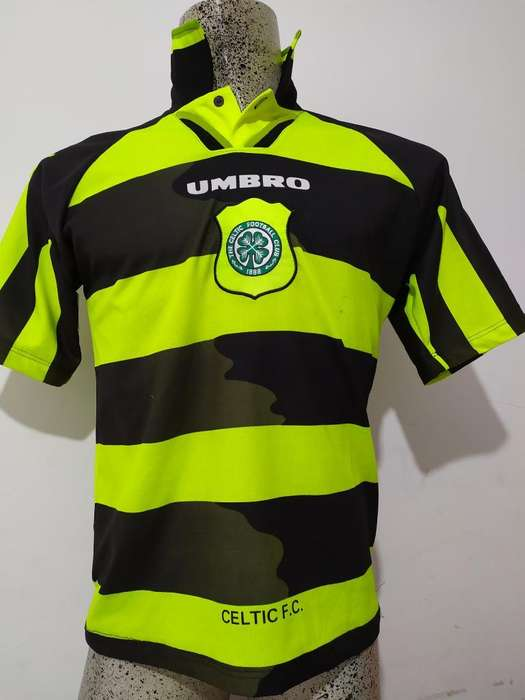 Camiseta de El Celtic de Glasgow