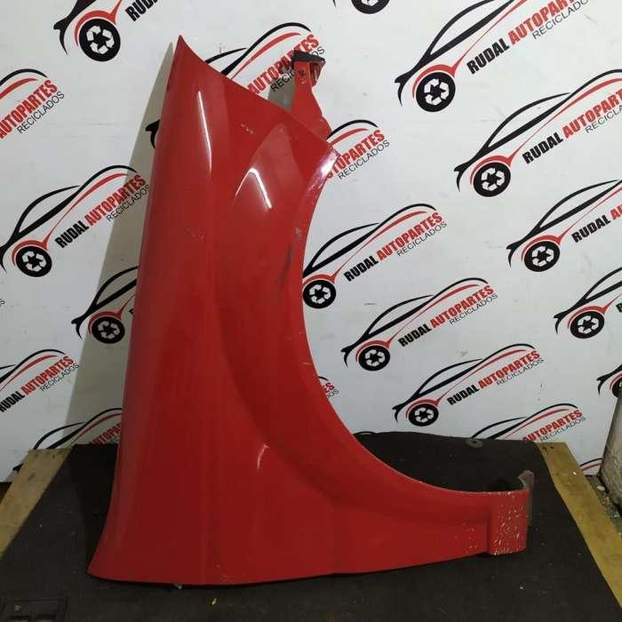 Guardabarro Delantero Derecho Fiat Siena 3990 Oblea:03448518