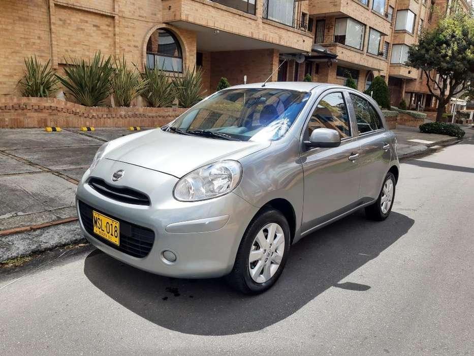 Nissan March 2013 - 90000 km