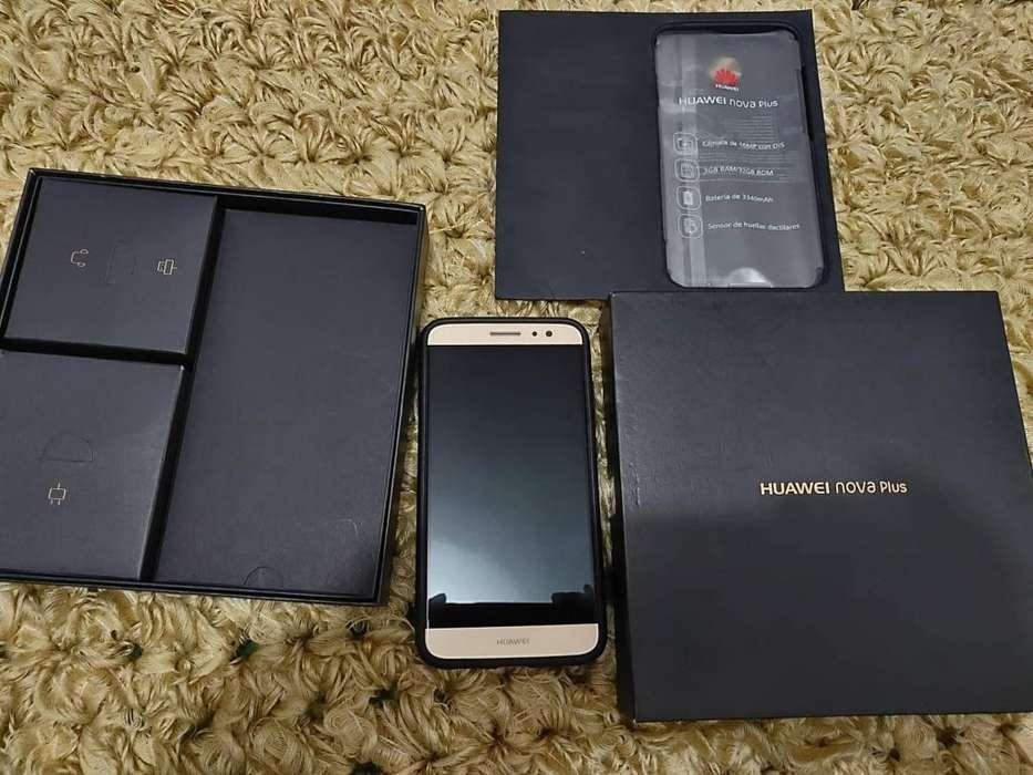 Vendo Huawei Nova Plus Buen Estado, Con Caja, Factura Y Accesorios…
