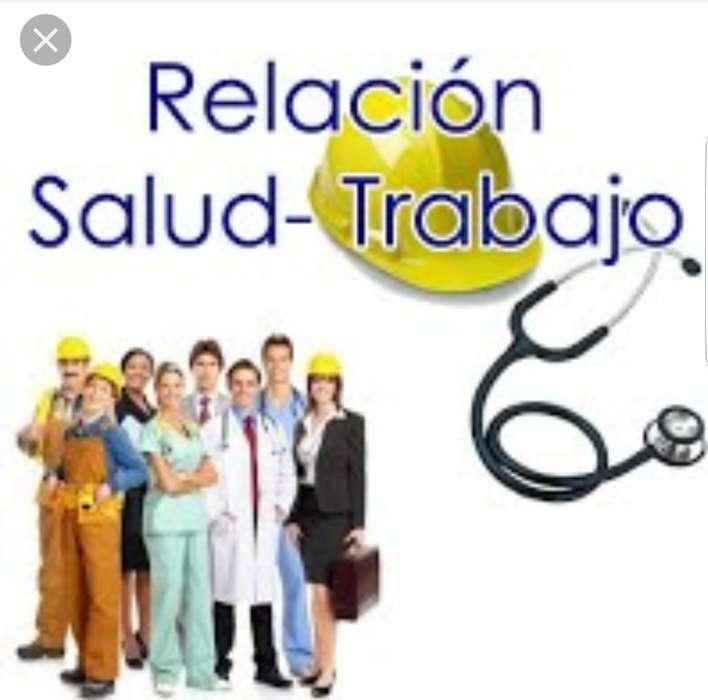 Se Ofrece Auxiliar en Salud Ocupacionalp