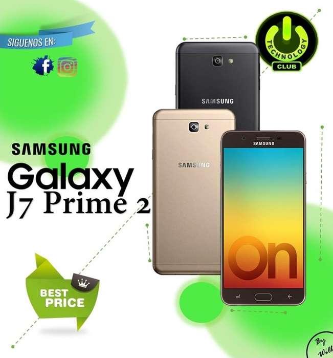 <strong>samsung</strong> J7 Prime 2 Version 2019 32 Gb Rom / Tienda física Centro de Trujillo / Celulares sellados Garantia 12 Meses