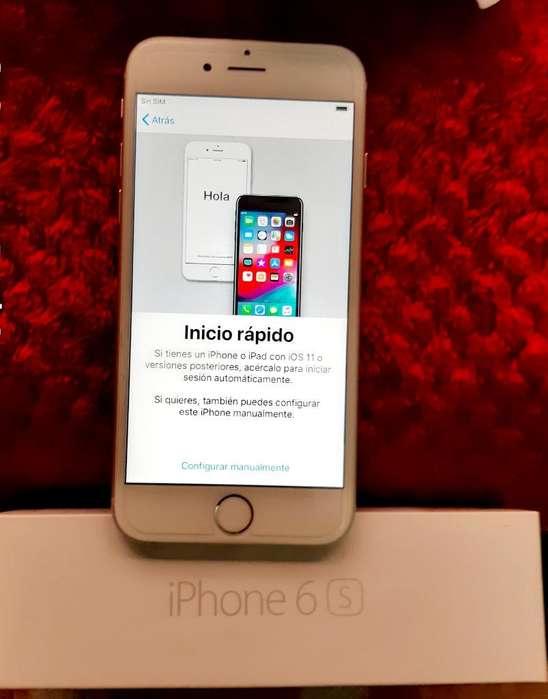 iPhone 6s 32 Gigas -ios 13estado 10-10
