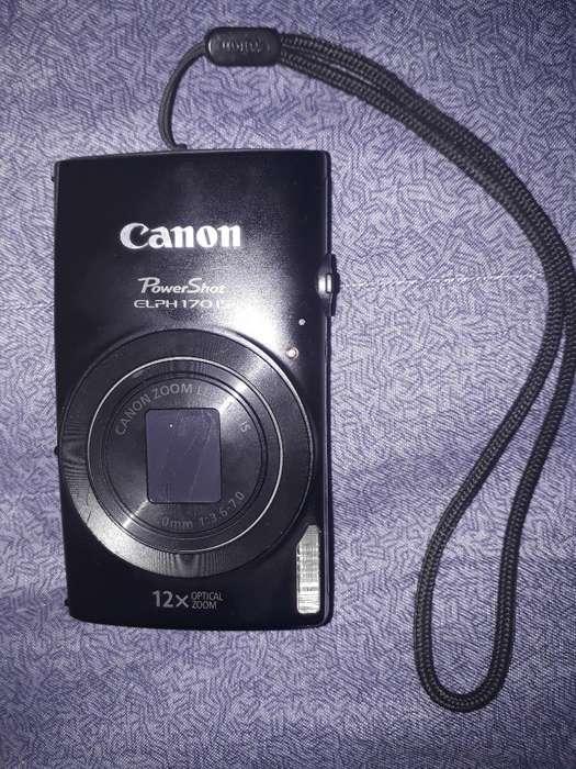 Vendo Camara Canon Powershot 12x