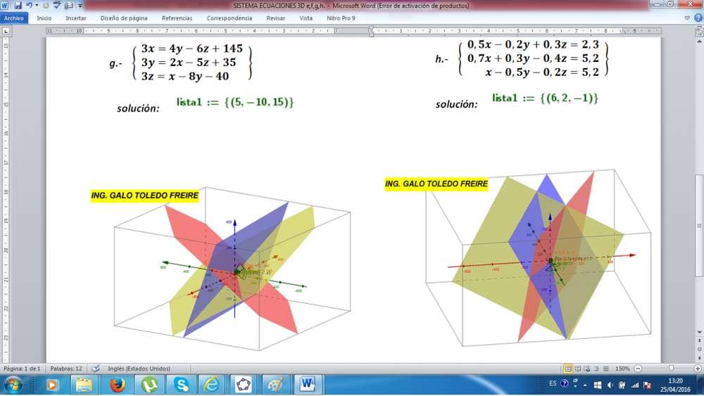 Clases de Física Matemáticas Cálculo Supletorios Remediales y de Gracia a domicilio del estudiante.