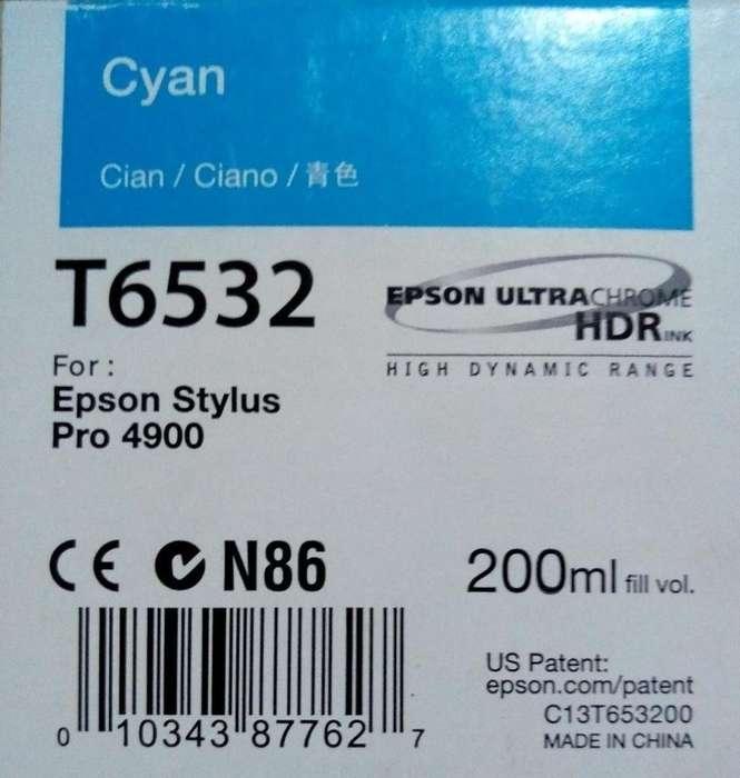 Se Vende Cartucho Epson Stylus Pro 4900