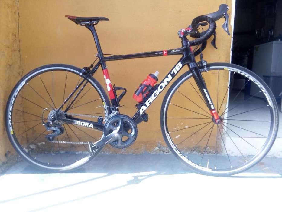 Bicicleta carbono ARGON18