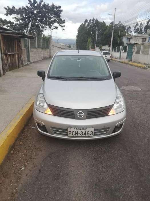 Nissan Tiida 2015 - 50000 km