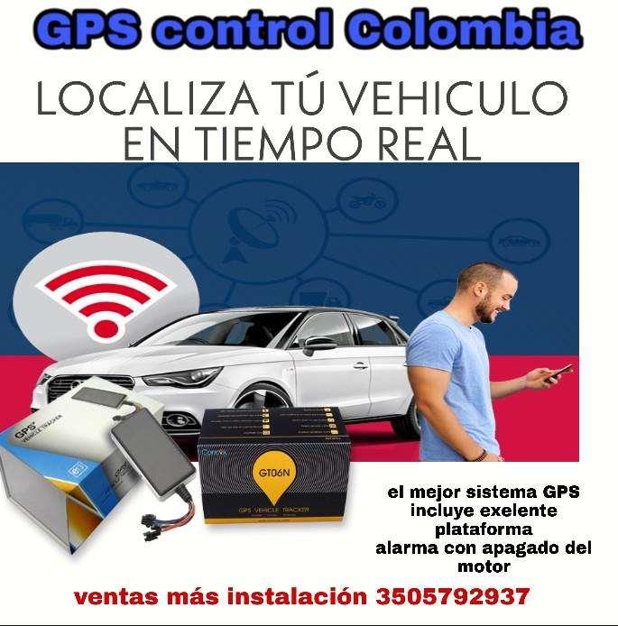 ALARMA GPS RASTREO EN TIEMPO REAL