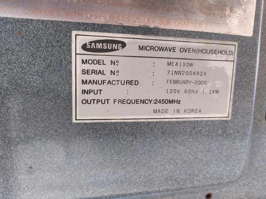 Microondas Marca Samsung