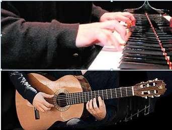 Clases, Piano, Guitarra, Canto Aprende desde Casa