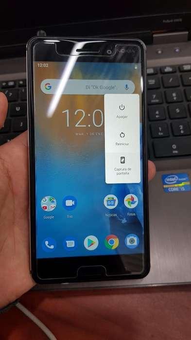 Vendo Nokia 6 Semi Nuevo