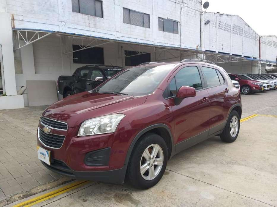 Chevrolet Tracker 2015 - 34000 km
