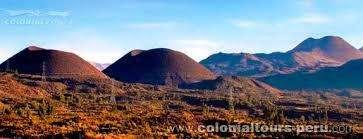 visita al geoparque de andagua
