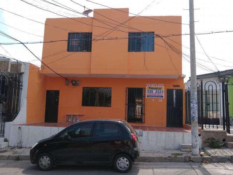 <strong>casa</strong> En Arriendo/venta En Barranquilla Lucero Cod. ABFNC-12548