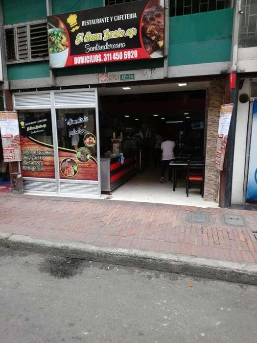 Venta de Restaurante centro de Bogotá