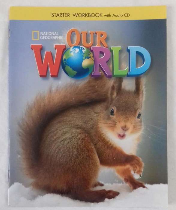 Our World Started Workbook con Cd