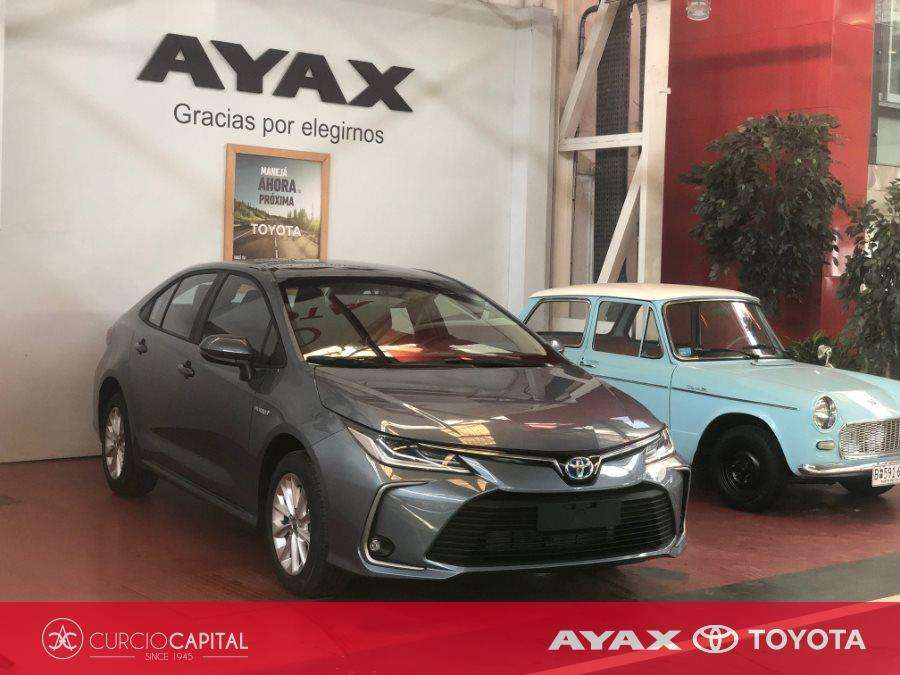 <strong>toyota</strong> Corolla 2019 - 0 km