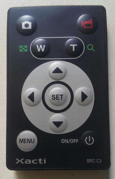 Control Remoto Xacti BRCC3 Videocamara Sanyo HD1000