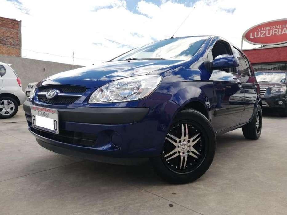Hyundai Getz  2009 - 116986 km